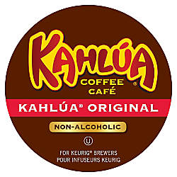 Kahlua Coffee K Cup Pods Box
