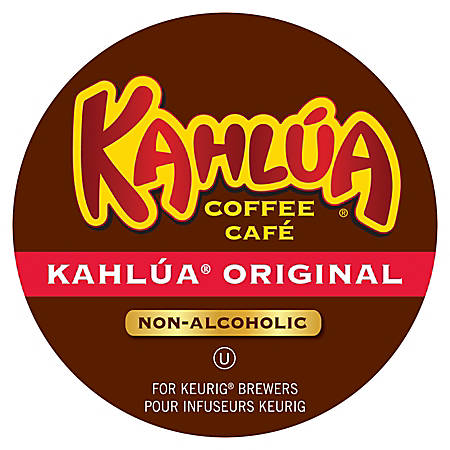 Kahlua Coffee K-Cup® Pods, Box Of 24 Pods