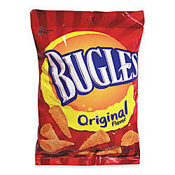 Bugles Original Snack Chips 3 Oz