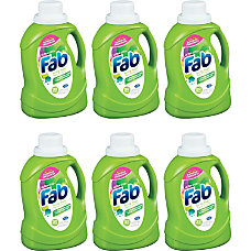 AJAX Fab Spring Magic Ultra Laundry