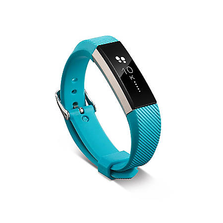 Zodaca Replacement Wristband With Clasp For Fitbit Alta/Alta HR, Turquoise