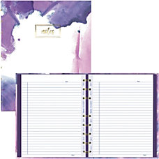 Blueline MiracleBind Passion Collection Notebook Paintstroke