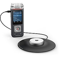 Philips VoiceTracer Meeting Recorder 8 GBmicroSD