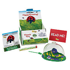 Insect Lore Grouchy Ladybug Growing Kit