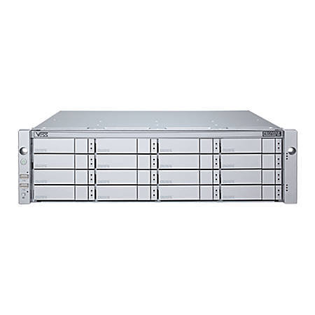 Promise Drive Enclosure Serial Attached SCSI (SAS) - 6Gb/s SAS Host Interface - 3U Rack-mountable - 16 x HDD Supported