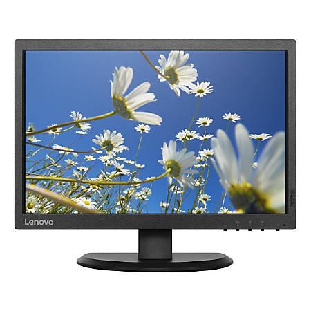 "Lenovo ThinkVision E2054 19.5"" LED LCD Monitor - 16:10 - 14 ms"