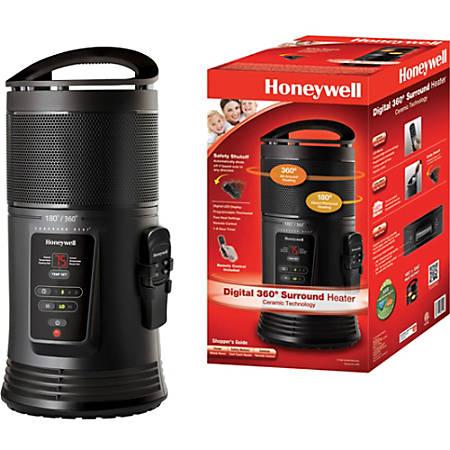 Honeywell HZ-445R Ceramic Surround Heat with Remote