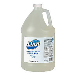Dial Sensitive Skin Antimicrbl Soap Refill