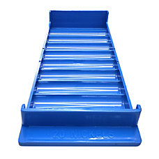 Control Group Coin Tray Nickels Blue