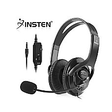 Insten Gaming Headset Earphone Premium Headphone