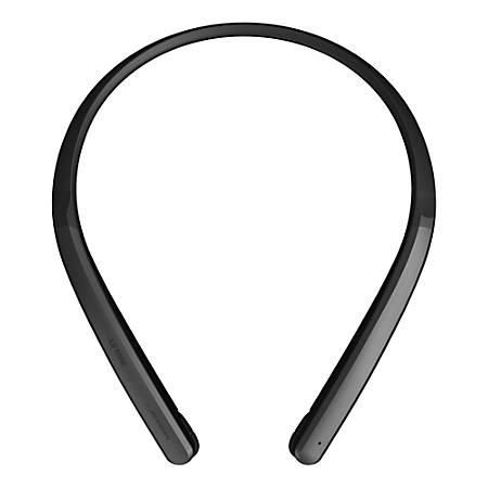 LG TONE Flex Bluetooth® Wireless Stereo Headset, Black, HBS-XL7