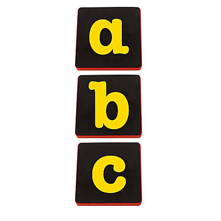 ffd1228bc Sizzix Bigz Die 3 12 Alpha All Star Lowercase Letters - Office Depot