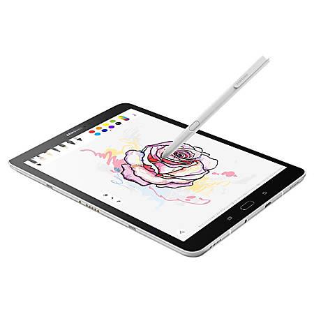 "Samsung Galaxy Tab S3 SM-T820 Tablet - 9.7"" - 4 GB - Qualcomm Snapdragon 820 - ARM Kryo Dual-core (2 Core) 2.15 GHz, ARM Kryo Dual-core (2 Core) 1.60 GHz - 32 GB - Android 7.0 Nougat - 2048 x 1536 - Silver"