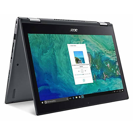 """Acer® Spin 3 Refurbished Laptop, 14"""" Screen, Intel® Core™ i3, 8GB Memory, 256GB Solid State Drive, Windows® 10 Home"""
