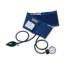 Medline Handheld Aneroid Sphygmomanometers PVC Adult
