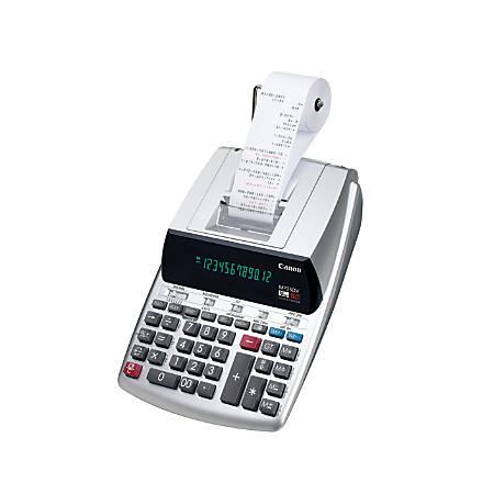 Canon MP25DV-3 Printing Calculator