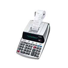 Canon MP25DV 3 Printing Calculator