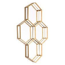 Zuo Modern Honeycomb Mirror 29 18