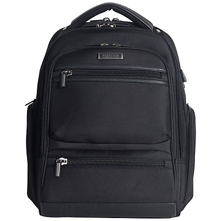 a24f7719ffd Kenneth Cole Reaction R Tech Laptop Backpack with USB Charging Black ...