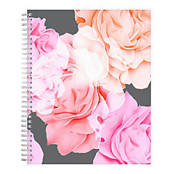 """Blue Sky™ Joselyn Monthly Planner, 8"""" x 10"""", Multicolor, January To December 2020, 110395"""