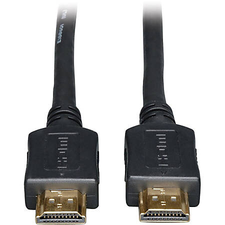 Tripp Lite High Speed HDMI Cable Ultra HD 4K x 2K Digital Video with Audio (M/M)