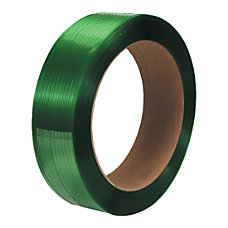 Office Depot Brand Smooth Polyester Strapping