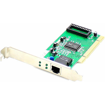 AddOn TP-LINK TF-3239DL Comparable 10/100/1000Mbs Single Open RJ-45 Port 100m Copper PCI Network Interface Card