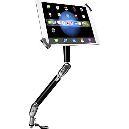 "CTA Digital Multi-flex Vehicle Mount for Tablet, iPad Pro, iPad mini, iPad Air - 14"" Screen Support"