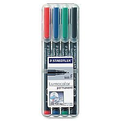 Staedtler Mars Lumocolor Permanent Markers Fine