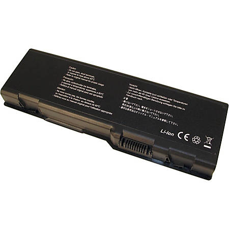 V7 Replacement Battery DELL INSPIRON 6000 6400 9200 9300 9400 E1505 E1705 XPS M170 M1710 - 4800mAh - Lithium Ion (Li-Ion) - 11.1V DC