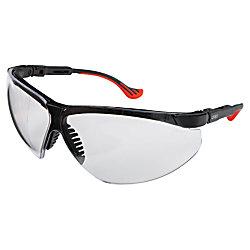 Genesis XC Eyewear, Amber Lens, Polycarbonate, Ultra-dura, Black Frame