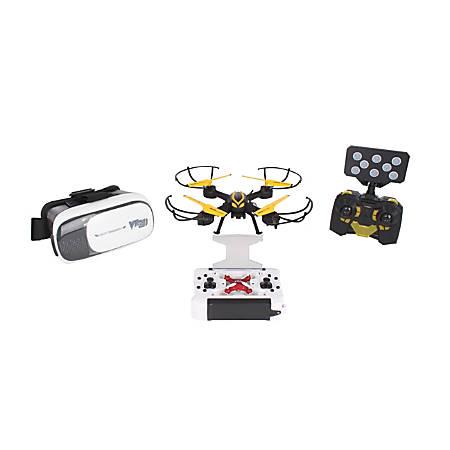 Odyssey Toys Legacy NX Drone Set, Black