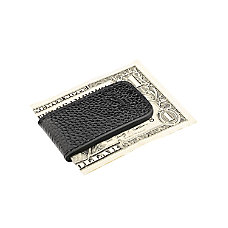 Zodaca Genuine Leather Magnetic Money Clip