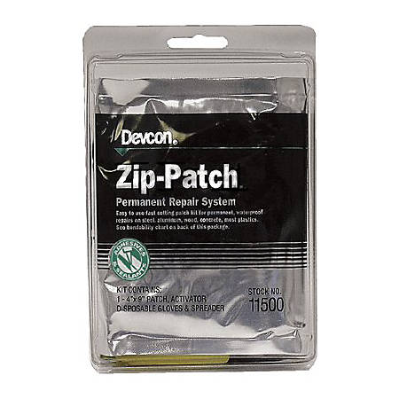 ZIP PATCH KIT OLD #72250MUST SHIP M