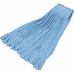 SKILCRAFT Microfiber Tube Mophead Blue