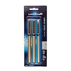 uni ball Deluxe Rollerball Pens Fine
