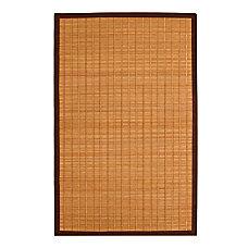 Anji Mountain Pearl River Bamboo Rug