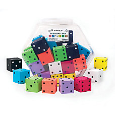 Koplow Games Foam Dot Dice 2