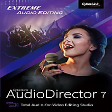 AudioDirector 7 Ultra Download Version