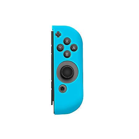 Insten Silicone Skin Case Cover For Nintendo Switch Right Joy-Con Controller, Blue