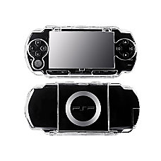 Insten Crystal Case For Sony PSP