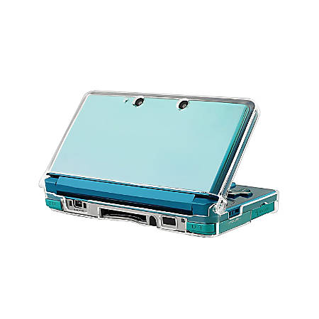 Insten Snap-in Crystal Case For Nintendo 3DS, Clear