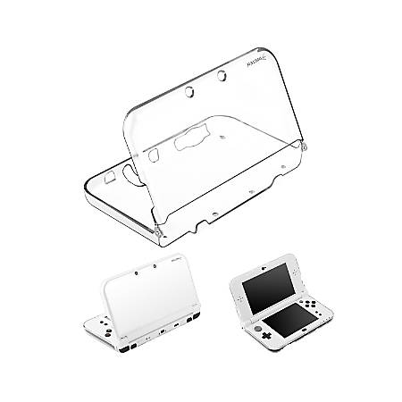 Insten Crystal Case For Nintendo New 3DS XL, New 3DS LL, Clear