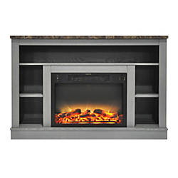 Cambridge Seville Electric Fireplace With Enhanced