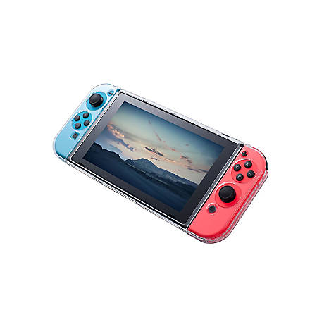 Insten Clear Crystal Protective Case For Nintendo Switch