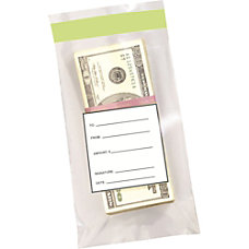 MMF Strapped Currency Bags 450 Width