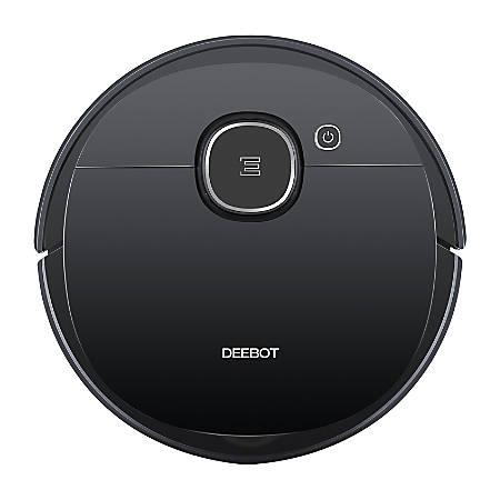 ECOVACS DEEBOT OZMO™ 920 Smart Vacuum, Black