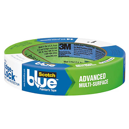 3m masking tape colored