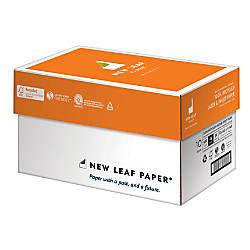 New Leaf Premium Laser And Inkjet
