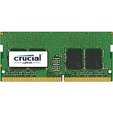 Crucial 8GB DDR4 2400 SODIMM